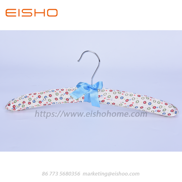 BB11 Wedding Satin Padded Satin Clothes Hanger