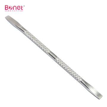 Dual Sided Cuticle Pusher and Nail Cleaner