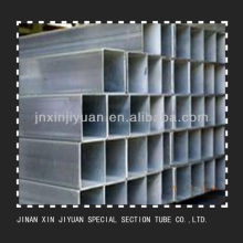 Black Square Tube & Galvanized Square Tube