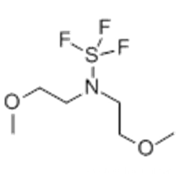 Bis(2-methoxyethyl)aminosulfur trifluoride CAS 202289-38-1