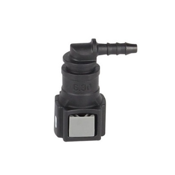 Fuel Quick Connector 6.30 (1/4) - ID3 - 90° SAE