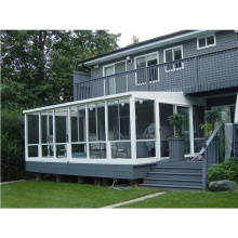 aluminum sunroom polycarbonate sunroom