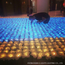 Color Changing LED Fairy Tale Flower Field