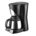 1L stainless steel drip coffee maker