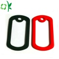 Newest Silicone Pet ID Tags Dog Scout Tag