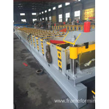 2016 new finished floor deck roll forming machine