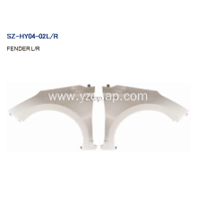 China Manufacturer for HYUNDAI Accord Fender Replacement Steel Body Autoparts HYUNDAI 2017 ACCENT FENDER supply to Canada Wholesale