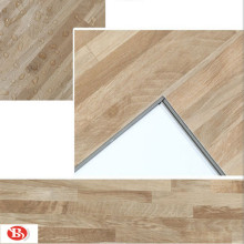 Waterproof  Antique-texture Rigid Core SPC flooring plank