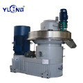 Yulong Sunflower Seed Husk Pellet Dealing Machine