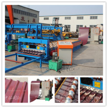 Roof Sheet Making Roll Forming Machine