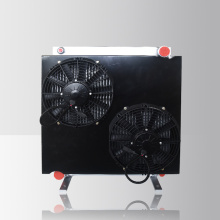 Hydraulic Fan Air Oil Cooler