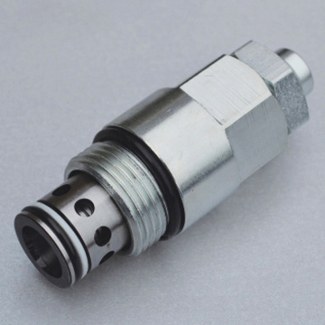 Spool Type Pilot Operated Cartridge Relief Valve