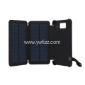 Portable Solar Panel Charging Pack For Camping Lamp