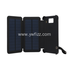 Best quality Low price for Flexible Fortable Solar Charger Portable Solar Panel Charging Pack For Camping Lamp supply to Sierra Leone Factories