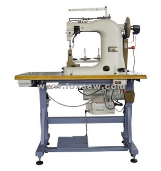Three Needle Sewing Machine for Shoes Surface