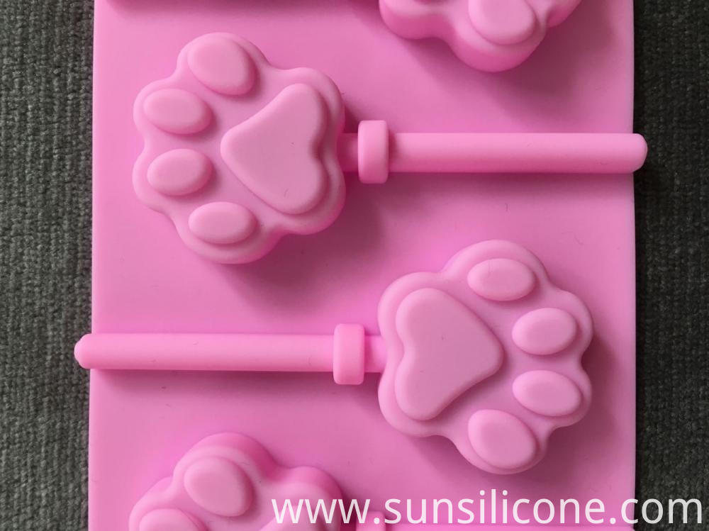Chocolate Silicone Tool