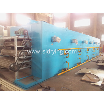 potato Mesh Belt Drying Machine