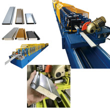factory low price Used for China Double Layer Insulted Shutter Door Forming Machine,Shutters Forming Machine,Forming Machine For Garage Door Supplier Double layer shutter door roll forming machine export to United States Wholesale