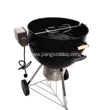 BBQ Grill Accessories Parts Kamado Rotisserie