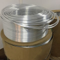 Aluminum Coiled Tube for Refrigerator Evaporator Coil