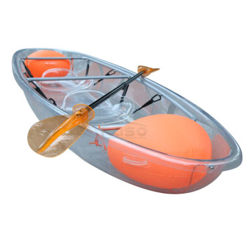 Kayak Plastic Fishing 2 Person Fiberglass Rowing Boat