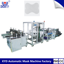 Best Quality for Non Woven Pillowcase Making Machine Automatic Disposable Airline Pillowcase  Making Machine export to South Korea Importers
