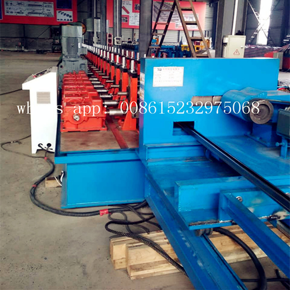 Unistrut steel cable tray Roll Forming Machine