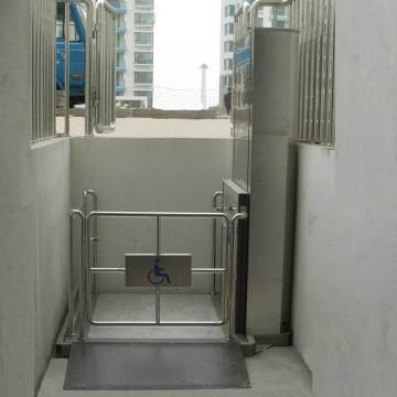 Home Lifts Hydraulic Elevators for the Disabled People