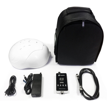 810nm NIR light therapy helmet for neurological conditions