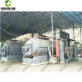 Tyre Oil Pyrolysis Plants In USA