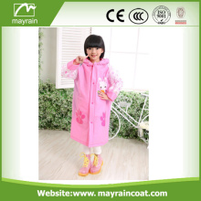 Holiday sales for Kids Pvc Rain Suit Lovely Children Pvc Poncho Raincoat Rainwear Rainsuit supply to Virgin Islands (U.S.) Factories