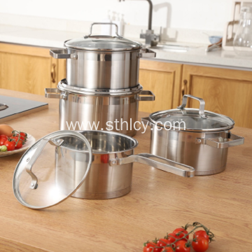 New Design Stainless Steel Cookware