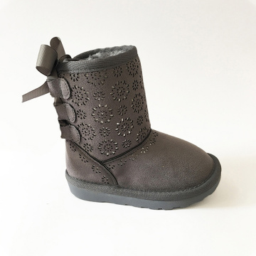 Women OEM Winter Military Ankle Boots for Ladies