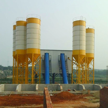 Precast advanced Self Loading 180m3 Concrete Batching Plant