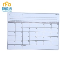 Weekly Monthly Planer Magnetic Dry Erase Board