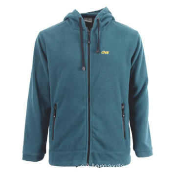 100% poliéster polar polar 280gsm Fleece Jacket