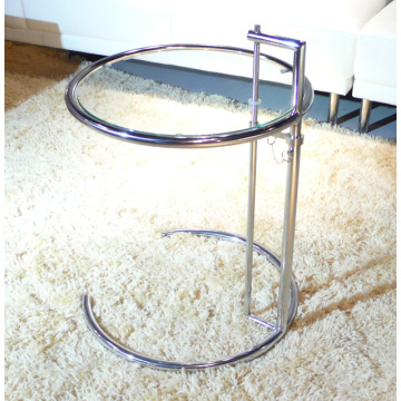 Good Quality for Replica Square Coffee Table Eileen Gray End Table Adjustable table export to Indonesia Suppliers