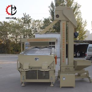 Automatic Grain Destoner For Sale Rice Stone Removing Machine