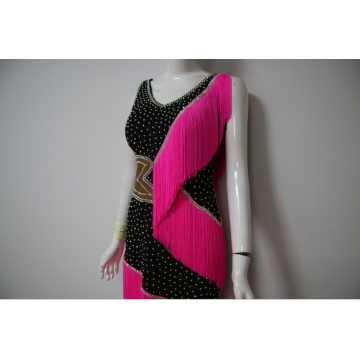 Latin Dancing Dress For Ladies