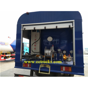 SINOTRUK 3000 gallon LPG Cylinder Filling Trucks
