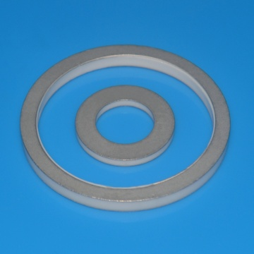 High Precision Alumina Ring Ceramic Nge-Metallization
