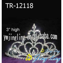 Wholesale Wedding Crystal Crowns TR-12118