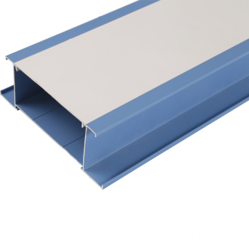 High quality decorative medical aluminum profiles