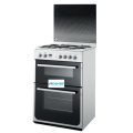 Indesit Oven White Freestanding