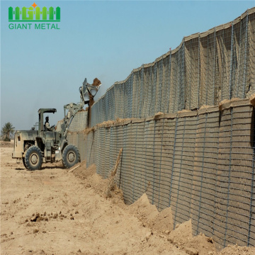Military sand wall hesco barriers for sale Factory