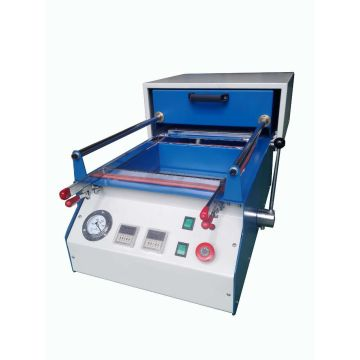 4040 type mini vacuum forming machine