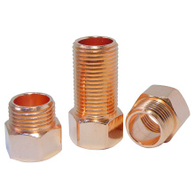 Male/Female Copper Pipe Extension
