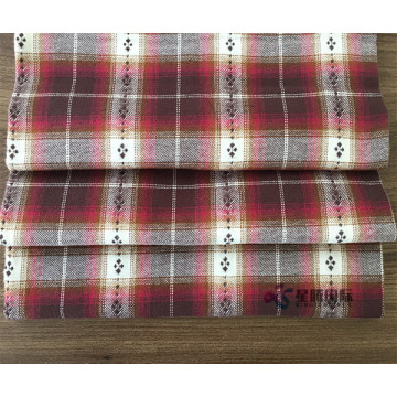 Classic Plaid 100% Cotton Flannel Fabric