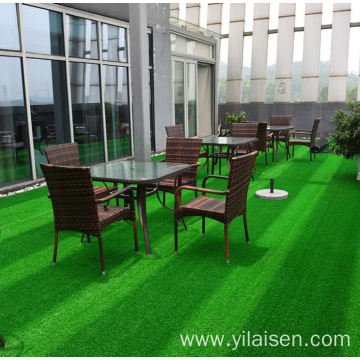 Factory Directly Artificial Grass Flooring Decoration
