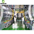 Pyrolysis Tires Recycling System Plant